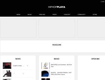 magazine.hiphopplaya.com screenshot