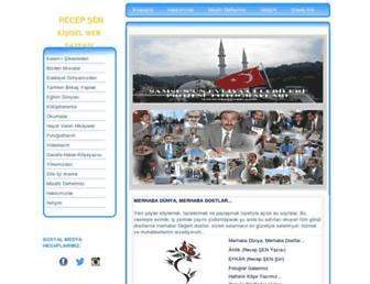 recepsen.com screenshot