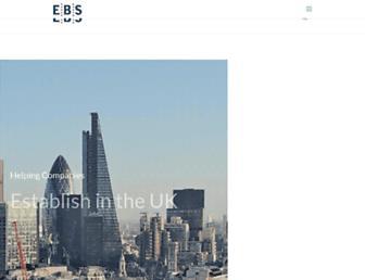 ebs.ltd.uk screenshot