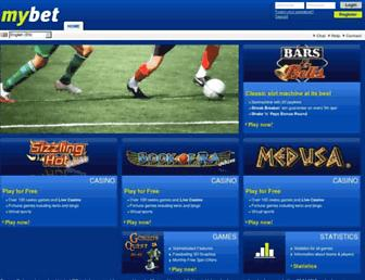 Thumbshot of Mybet.com