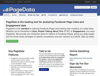 Thumbshot of Pagedatapro.com