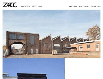 zecc.nl screenshot