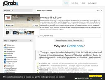 Thumbshot of Grab8.com