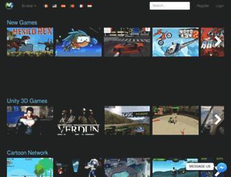 games.jocuri-unity3d.com screenshot