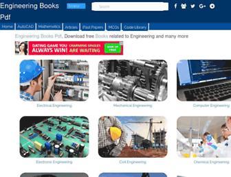 engineeringbookspdf.com screenshot