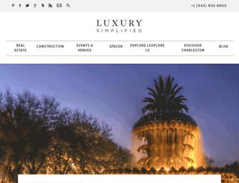 blog.luxurysimplified.com screenshot
