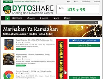 Thumbshot of Dytoshare.us