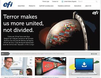 efi.com screenshot
