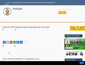auhippo.com screenshot