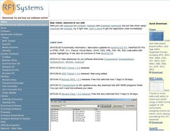 rf1.net screenshot