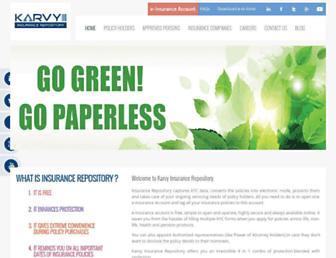 kinrep.com screenshot