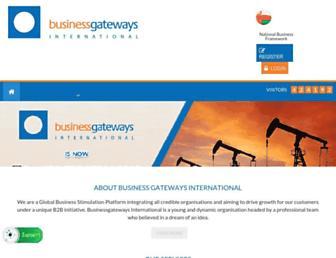 businessgateways.com screenshot