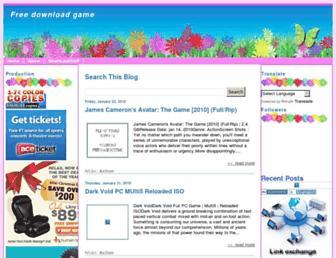 softgame123.blogspot.com screenshot