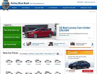 kbb.com screenshot