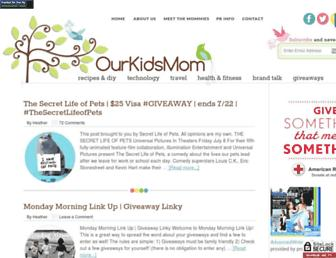 Thumbshot of Ourkidsmom.com