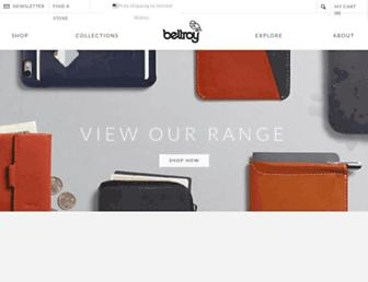 Thumbshot of Bellroy.com