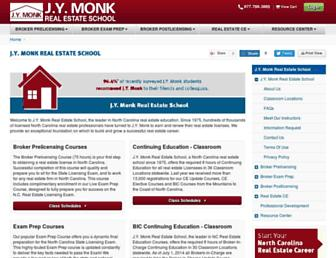 Thumbshot of Jymonk.com