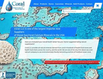 Thumbshot of Coralcalcium.com