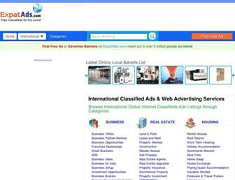 expatads.com screenshot