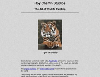 roychaffin.com screenshot