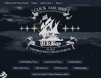 Thumbshot of Ukbay.org