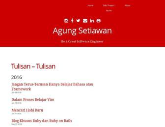 agung-setiawan.com screenshot