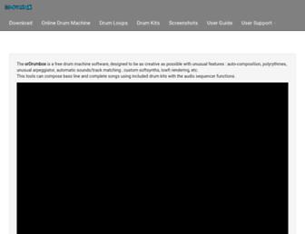 ordrumbox.com screenshot
