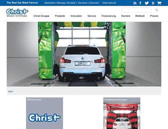 christ-ag.com screenshot