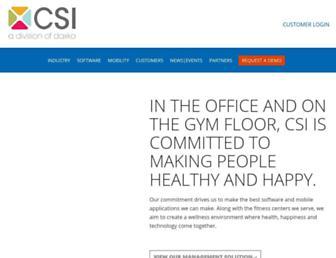 csisoftwareusa.com screenshot
