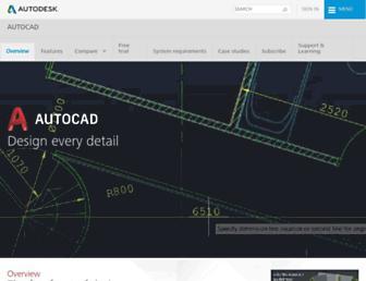 Thumbshot of Autocadsupport.com