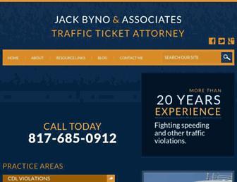 jackbynoattorney.com screenshot