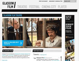 glasgowfilm.org screenshot
