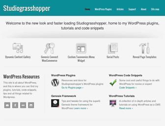 Thumbshot of Studiograsshopper.ch