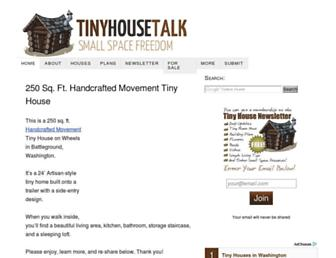 Thumbshot of Tinyhousetalk.com