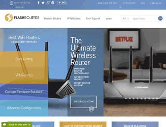 Thumbshot of Flashrouters.com