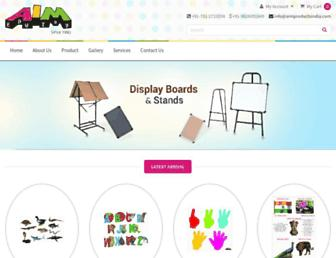 Thumbshot of Aimproductsindia.com
