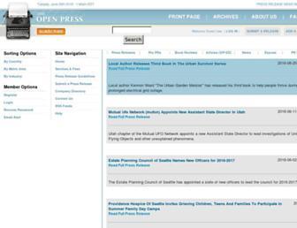 Thumbshot of Theopenpress.com