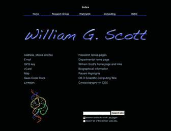 scottlab.ucsc.edu screenshot