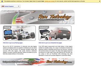 race-technology.com screenshot