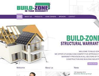 build-zone.com screenshot