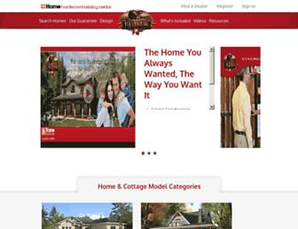 beaverhomesandcottages.ca screenshot