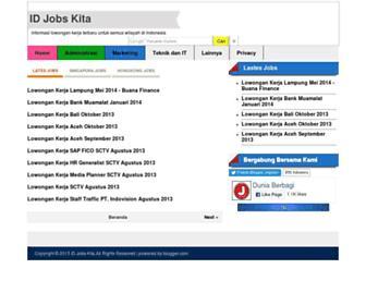 id-jobskita.blogspot.com screenshot