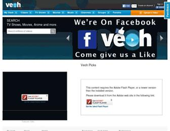 veoh.com screenshot