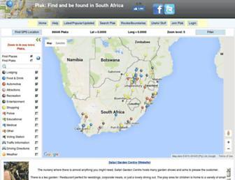Thumbshot of Plak.co.za