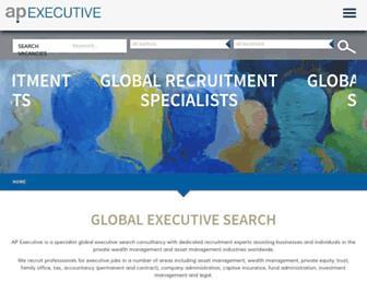 ap-executive.com screenshot