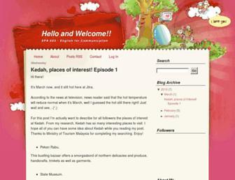 izhamefc603.blogspot.com screenshot