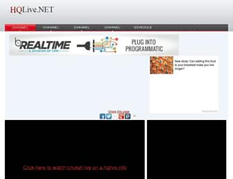 Thumbshot of Hqlive.net