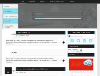 celestialunaku.blogspot.co.id screenshot