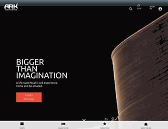 arkencounter.com screenshot