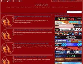 wwwprediksibocoranangkatogelcom.blogspot.com screenshot